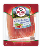 air-dried mountain ham asparagus Handl Tyrol