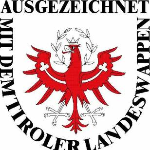 award the Tyrolean national coat of arms Handl Tyrol